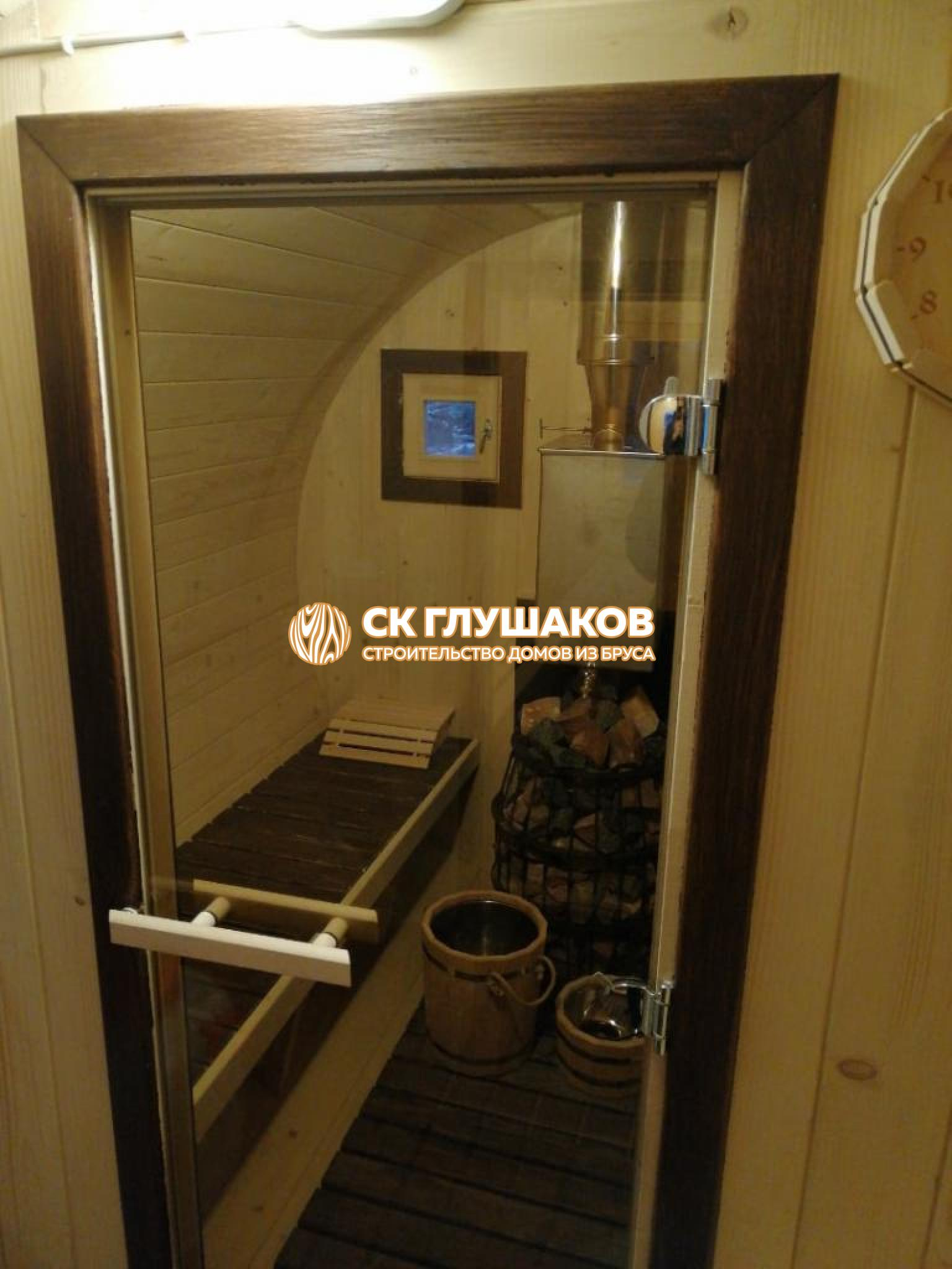 бани бочка под ключ недорого ленинградская область